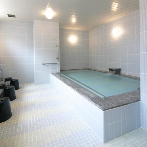 男性用大浴場 浴室