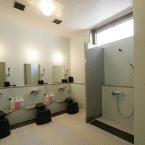 女性用大浴場 浴室