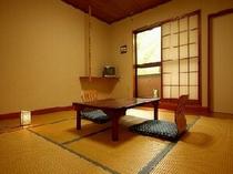 (客室例)のんびりまったりの和室