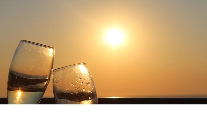 プロポーズ大作戦〇豪華料理にケーキや花束・スパークリングワイン付!絶景の海を見ながら・・!記念日応援