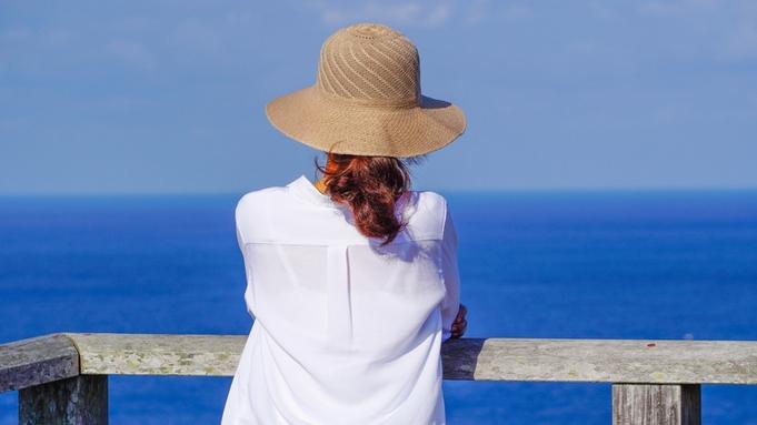 【きままに一人旅】オーシャンビュー客室&源泉かけ流し露天風呂で自分を癒そう♪新鮮な海の幸も満載〇越前