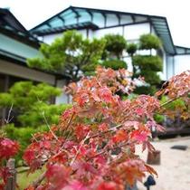ゆるり庭園(秋シーズン)