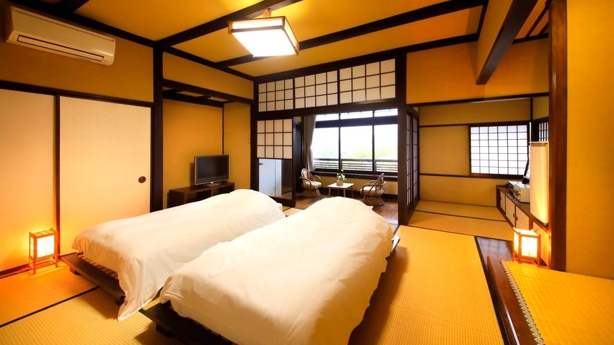 【スタンダード】和室/40~48.52平米~和ベッドのお部屋もございます。~
