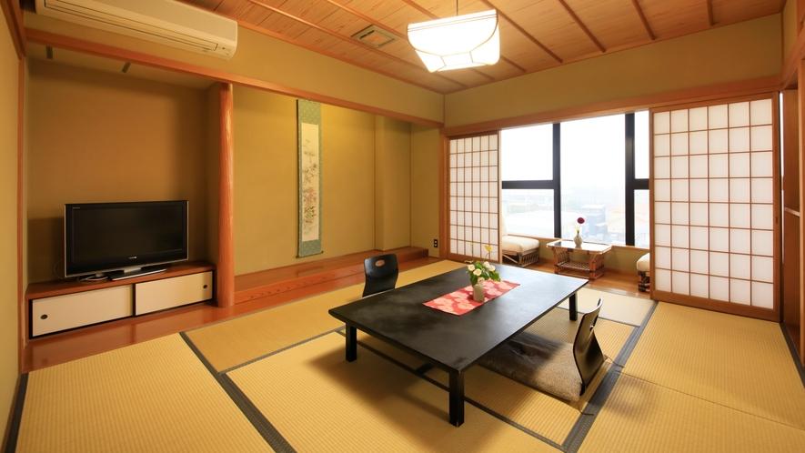 【デラックス】次の間付きの和室/62.5~81平米 ~ゆったり寛ぎの和室。