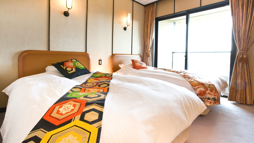 【スーペリア】和洋室/55~63.4平米  ~独立したベッドルーム。