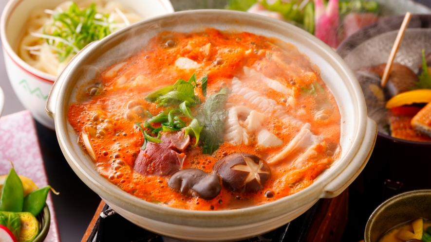 【選べるご当地グルメ】鳥取和牛ホルモン 旨辛極上スープ仕立て