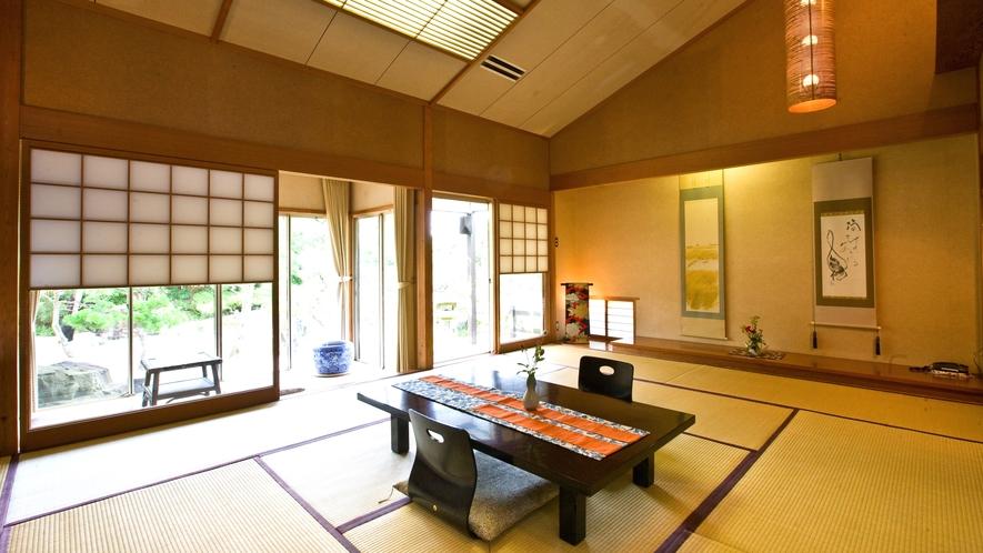 【デラックス】2階建てメゾネット ~和室のメゾネットタイプは全国的にも珍しいお部屋です。