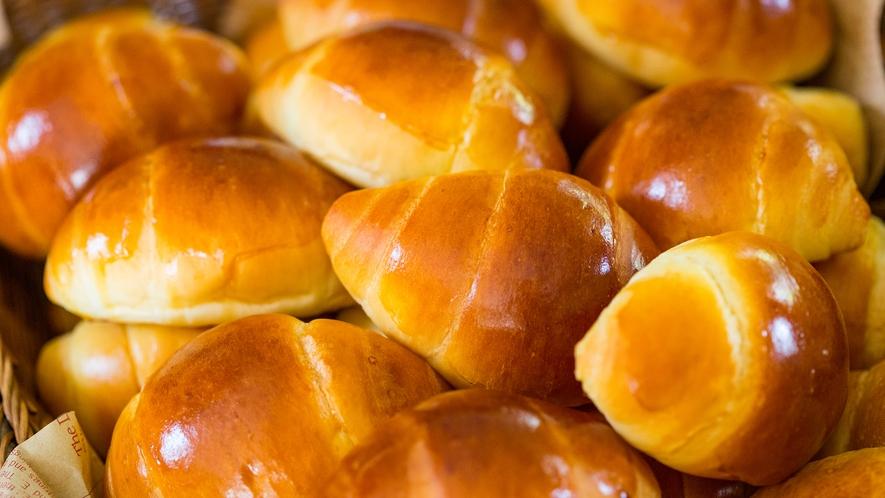 【朝食メニュー】バターロール