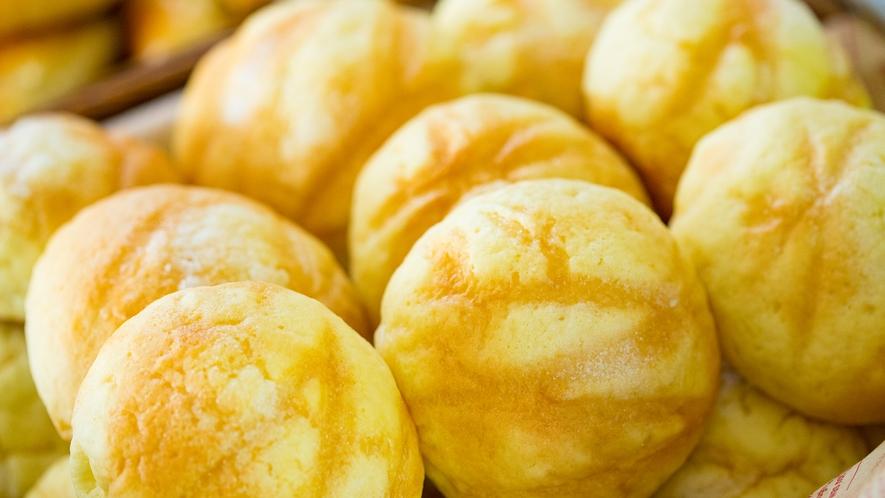 【朝食メニュー】メロンパン