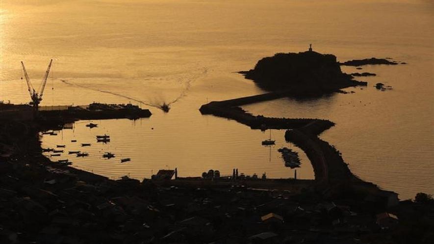 鞆の浦(玉津島)