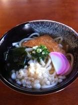 四国の自慢『うどん』を取り入れた無料朝食!