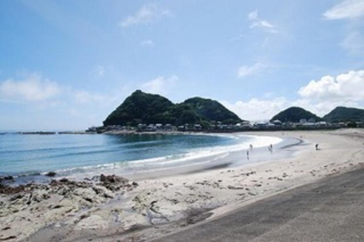 ふたま海岸