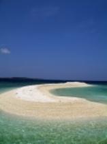 サンゴの島 バラス島