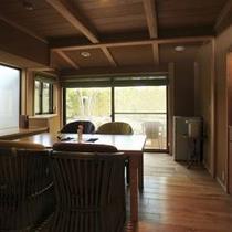 【客室E2タイプ「都」】 都心の3LDKの家並みの広さでゆっくりお過ごし頂けます。