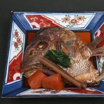 【鯛のかぶと煮】