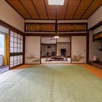 *【2階離れ・光陽】日当たりの良い和室8畳2間。ペットご相談可。