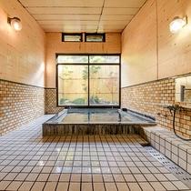 *【内湯温泉(大)】家族風呂で温泉を満喫!