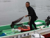 現役漁師の若旦那