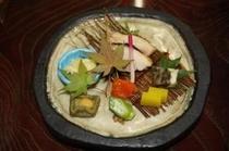 秋・焼前菜