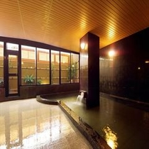 【男性大浴場】千石の湯