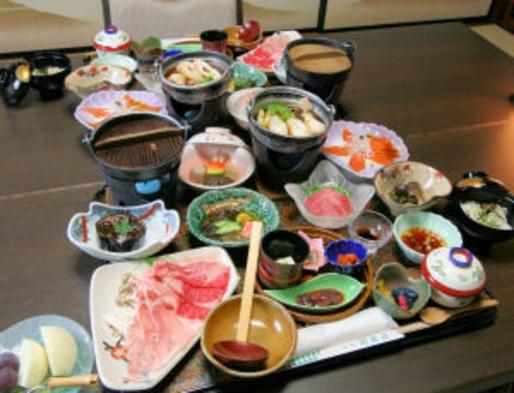 当館自慢!ご当地・秋田/かづの(鹿角)の食材を使った★特選料理★楽天プラン