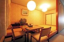 6畳+テーブル・バストイレ付洋風和室(旧タイプ)
