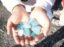 キラキラ石