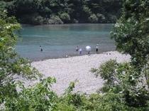 川遊び 夏
