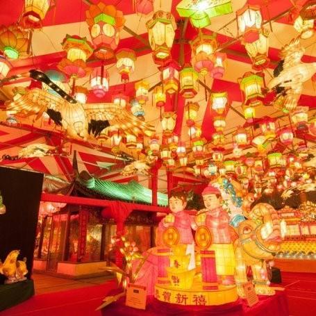 イベント◇長崎ランタンフェスティバル◇毎年旧正月に開催!