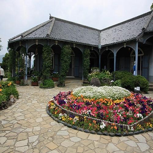 周辺情報◇グラバー園◇長崎の古い町並みを体験