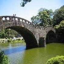 諫早のめがね橋です(^^)