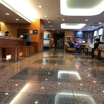 ロビー◇新聞、観光パンフレット、コーヒーサービス、PCコーナー、香りのおもてなしなどでごゆっくりと