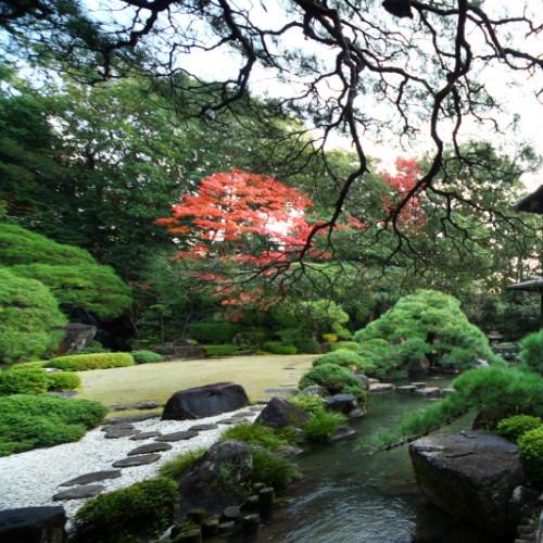 回遊式日本庭園