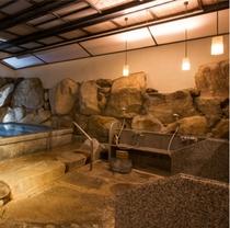 大浴場 岩の湯(2)