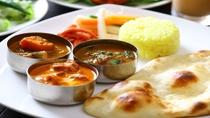 本格インド料理を中心としたバイキング