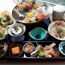 season's dinner和食コース「秋彩御膳」