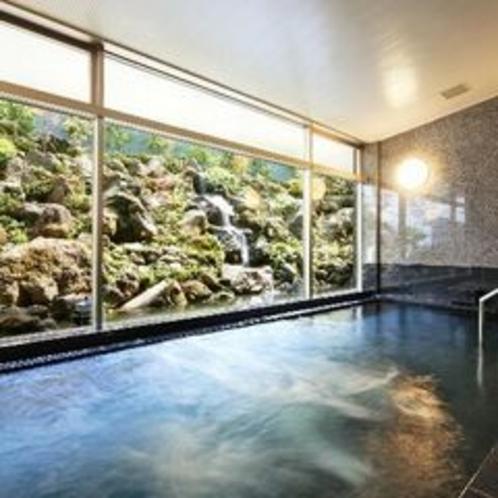 大浴場(画像は男性大浴場)