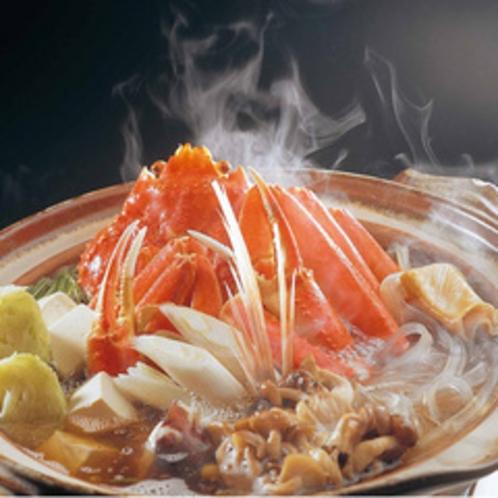 【お料理】かに鍋(イメージ)