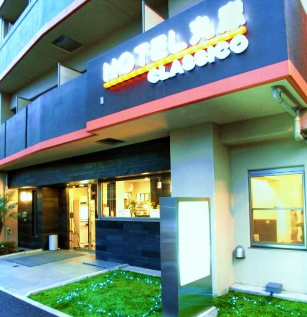 ホテル丸忠CLASSICOエントランス