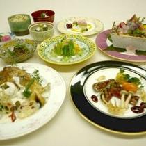 2食付プラン「四季の味覚会席」