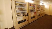 ビズコート 1階 自販機