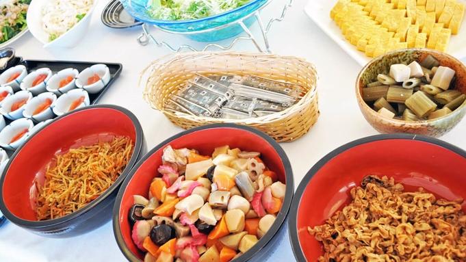 【贅沢プラン】海鮮三昧!枝幸産帆立のバター焼きとすき焼き☆海朱膳プラン(夕朝食付)