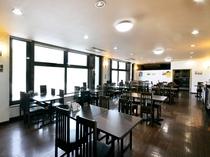 【レストラン】朝食・夕食会場のレストラン「函岳」(はこだけ)