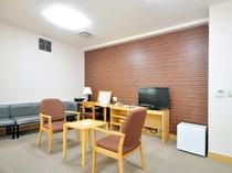 【客室/バリアフリー和洋室】レストラン、大浴場にも近い便利なお部屋です。