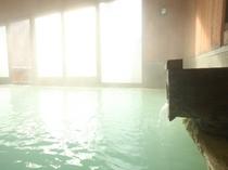 大浴場朝日