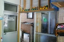 乾燥室&喫煙室
