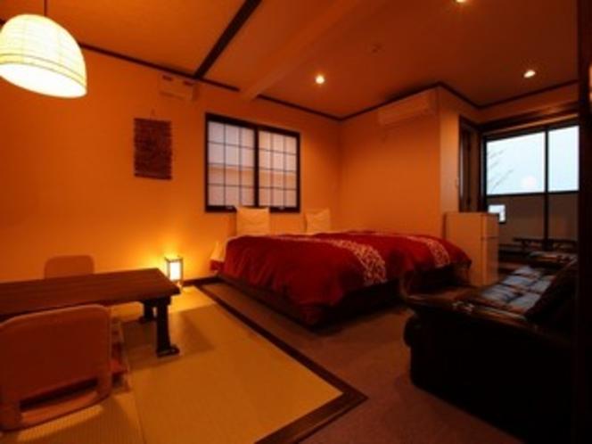 ゆったり和洋のお部屋