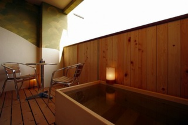 木の香のお風呂