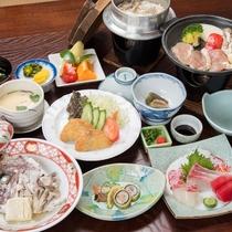 *【ご夕食】一例
