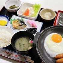 *【朝食一例】日替わり和定食
